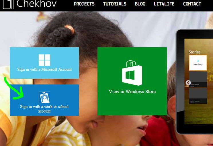 Office 365 account authentication now available for Chekhov!